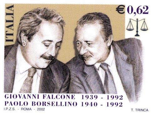 Giovanni Falcone - Paolo Borsellino