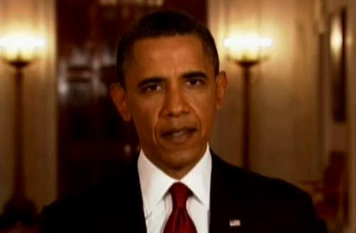 Barack Obama annuncia l'uccisione di Bin Laden