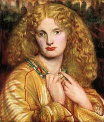 Elena di Troia - Gabriel Dante Rossetti