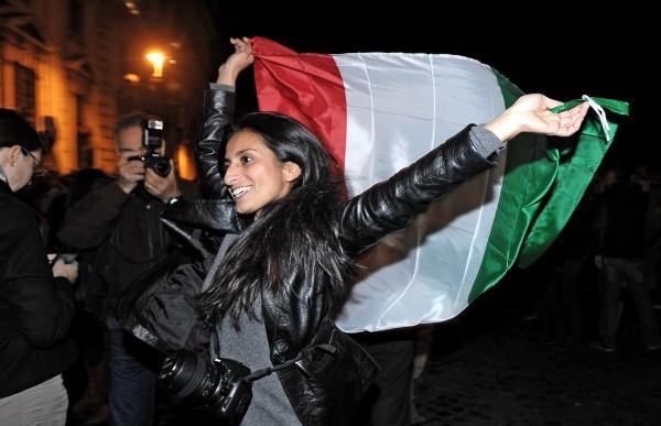 W l'Italia liberata