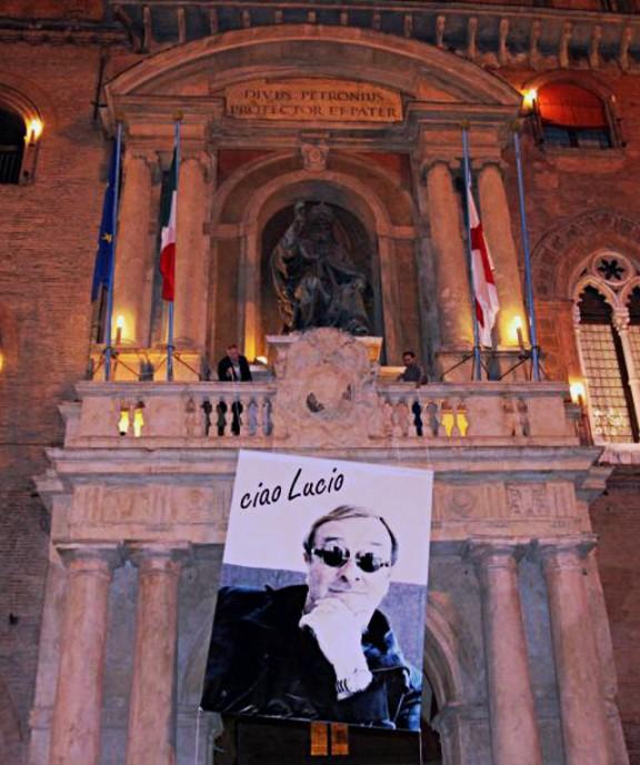 Ciao Lucio, dal comune di Bologna