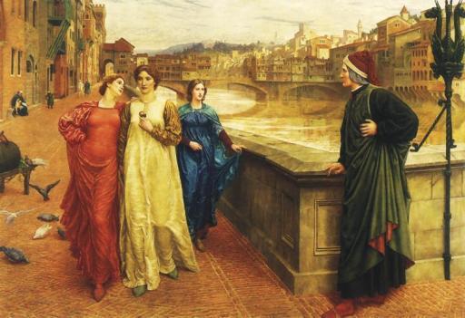 Beatrice e Dante