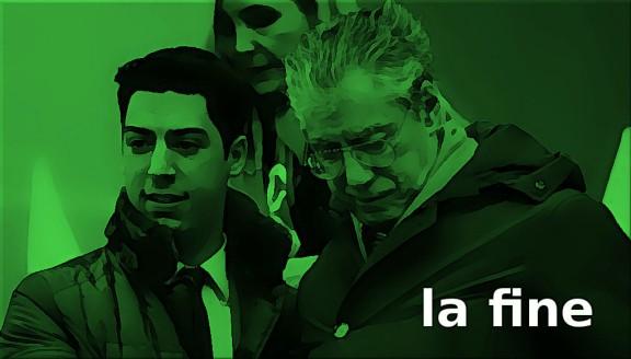 Lega Nord - Bossi - La fine