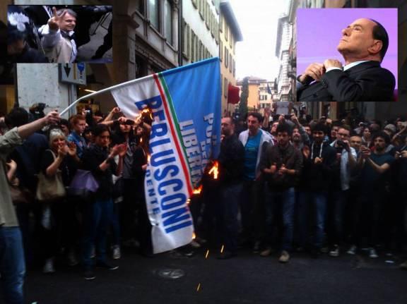 Il Pdl brucia a Brescia