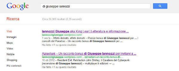 (di) Giuseppe Iannozzi