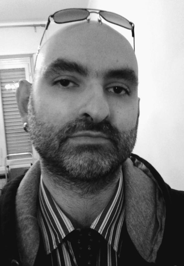 Giuseppe Iannozzi cambia look