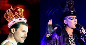 Freddie Mercury - Adam Lambert