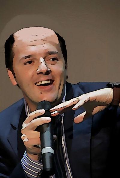 Matteo Renzi - un giovane berlusconi?
