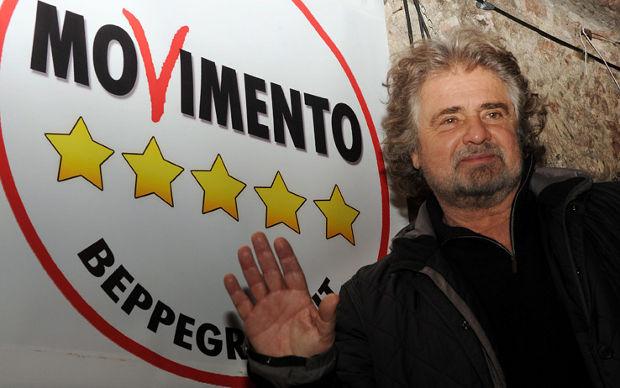 Beppe Grillo - M5S