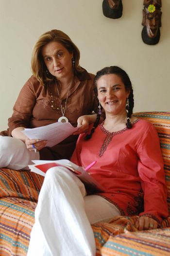 Laura et Lory