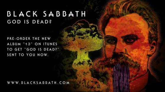 Black Sabbath - God Is Dead