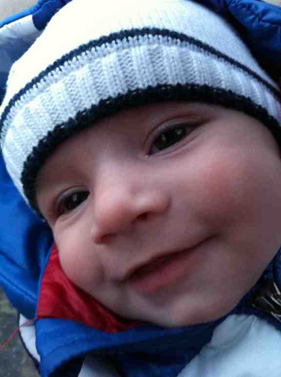 Tommaso, il mio adoratissimo nipotino