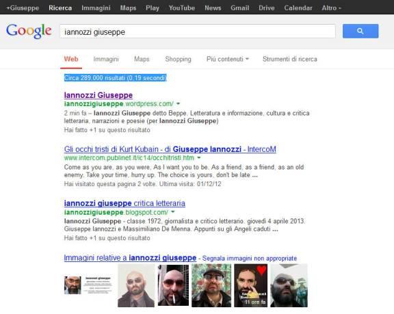 iannozzi giuseppe 289000 risultati su Google