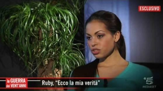 Ruby Rubacuori - la mia verità