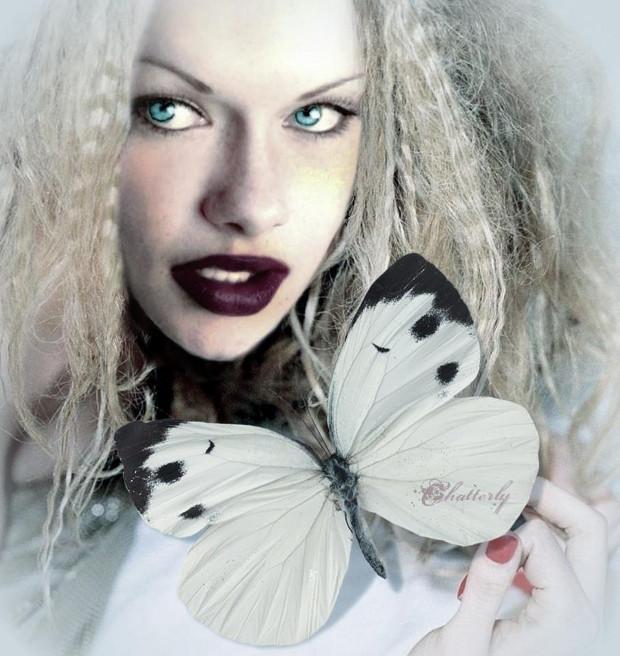 Butterfly by Valeria Chatterly Rosenkreutz