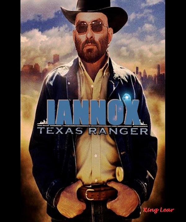 Iannozzi Giuseppe - Iannox Texas Ranger - il braccio duro della letteratura
