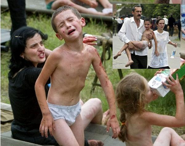 i bambini di Beslan
