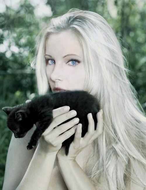 Chatterly e gattino