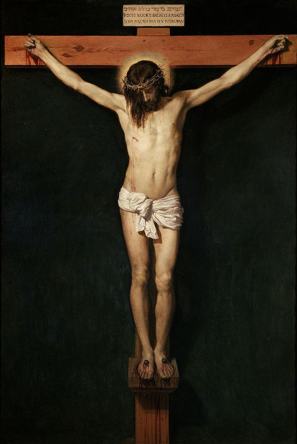 Cristo crocifisso - Diego Velázquez