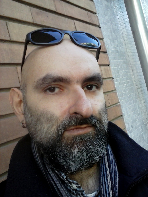 Iannozzi Giuseppe - uomo barbuto