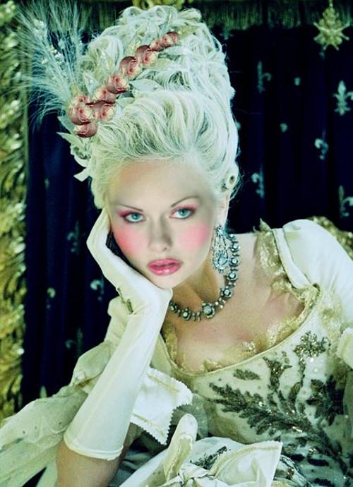Marie Antoniette by Valeria Chatterly Rosenkreutz