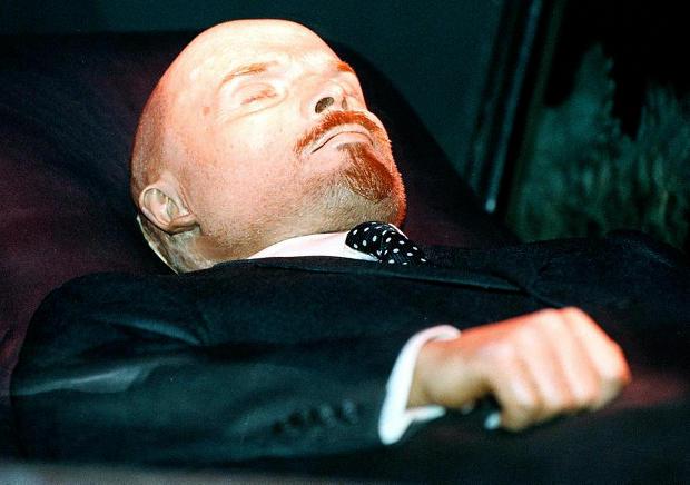Lenin morto