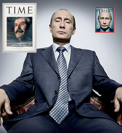 Putin - Time (2007)