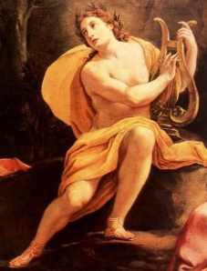 Apollo suona la lira