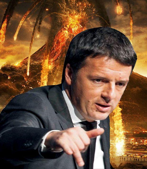 Renzi in Italia
