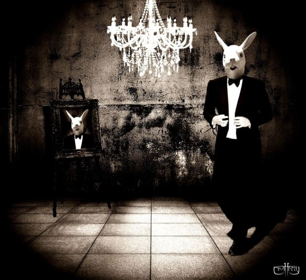 The Picture of Dorian Bunny by Chatterly
