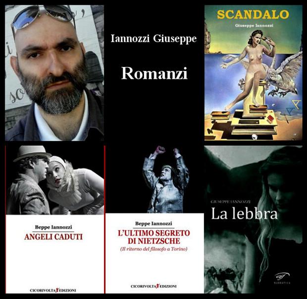 Iannozzi Giuseppe - romanzi