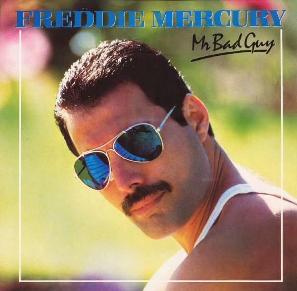 Freddie Mercury - 1985 - Mr. Bad Guy