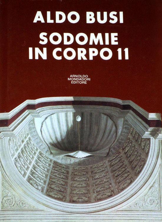 sodomie in corpo 11 - Aldo Busi