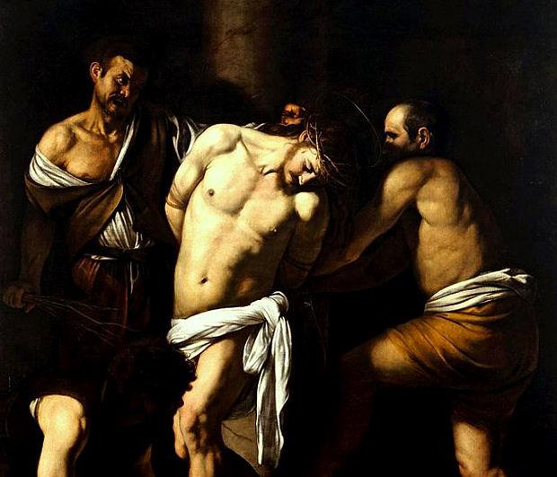 La flagellazione di Cristo - Caravaggio