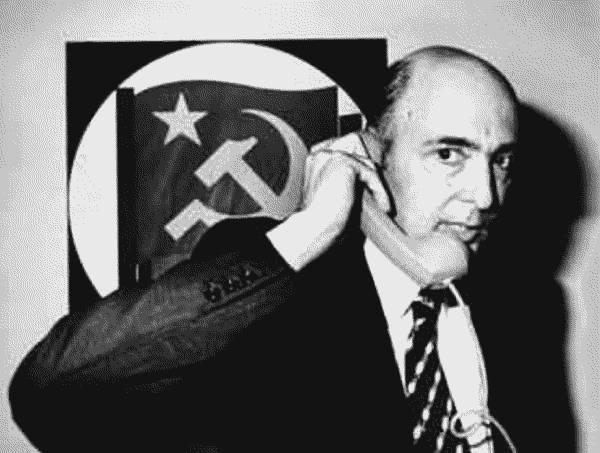 Giorgio Napolitano giovane comunista?