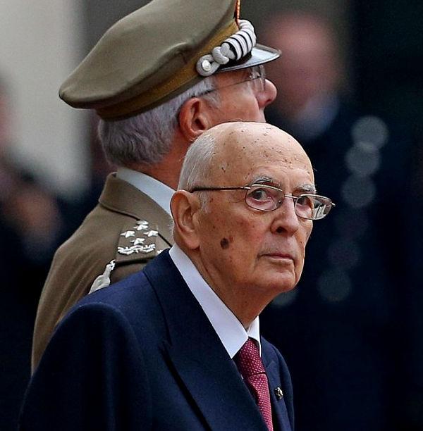 Re Giorgio in pensione