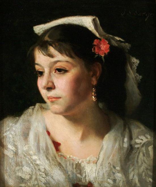 giovane ciociara