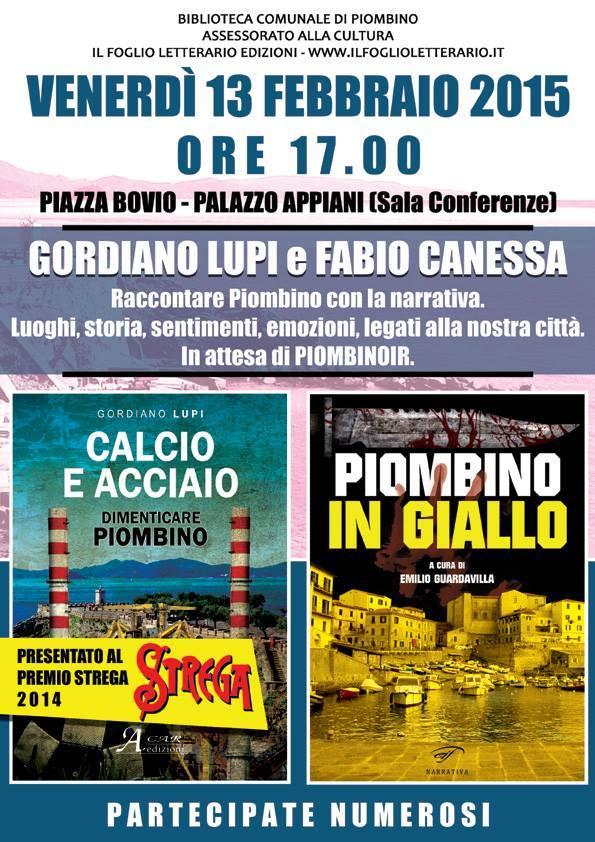 Gordiano Lupi e Fabio Canessa