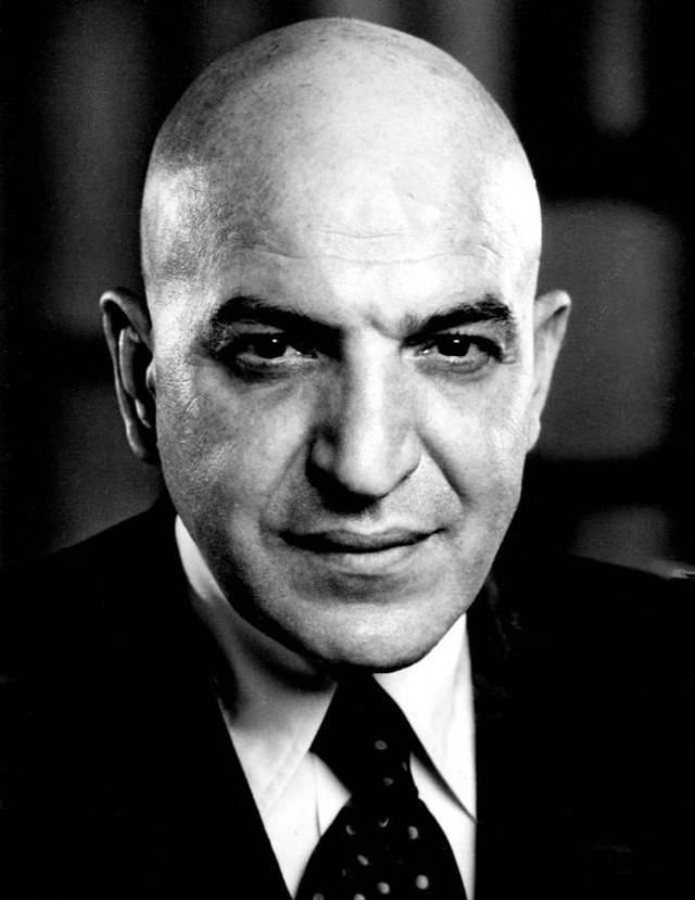 Telly Savalas (Kojak)