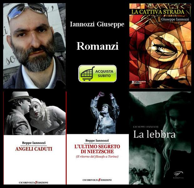 Iannozzi Giuseppe - romanzi e libri