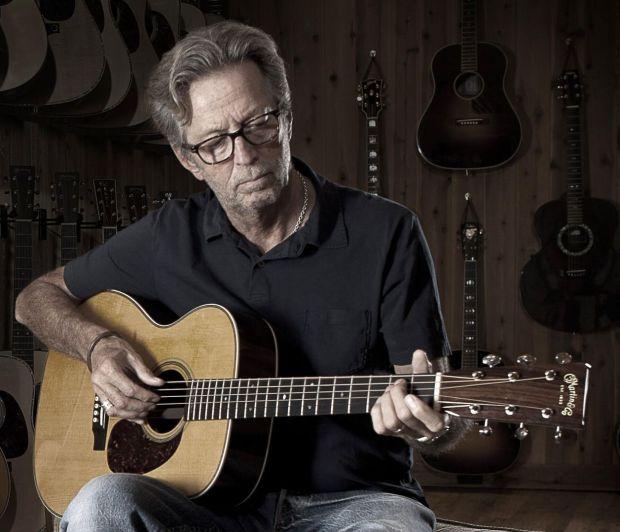 Eric Clapton is God