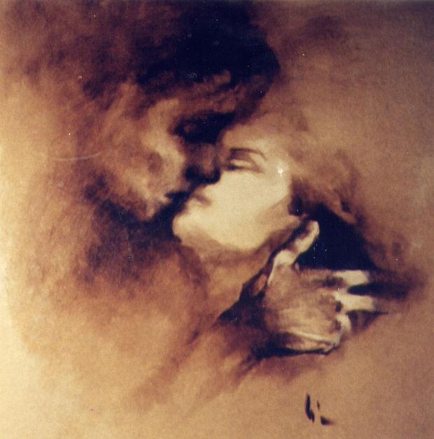 Il bacio degli amanti