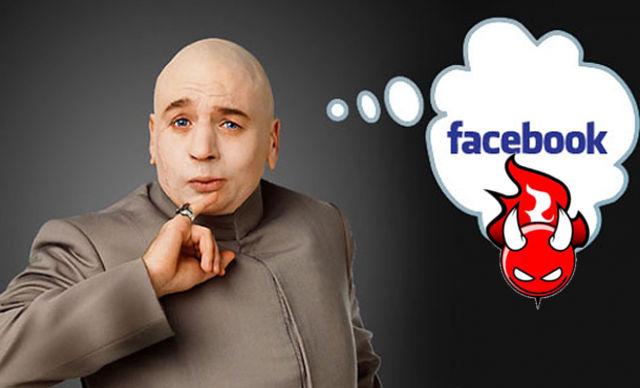 evil facebook
