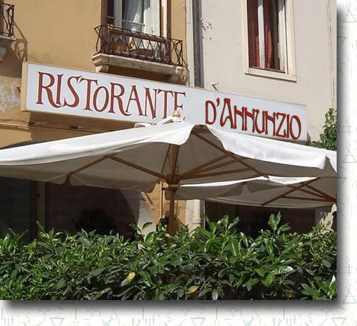 Ristorante D'Annunzio