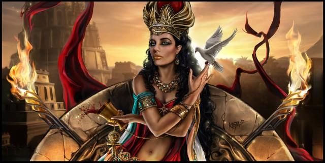 Regina di Babilonia