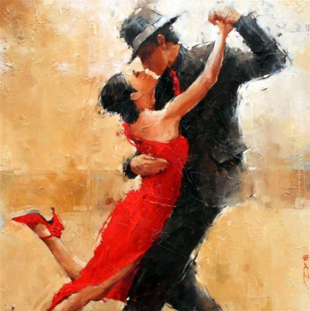 Tango by Andre Kohn