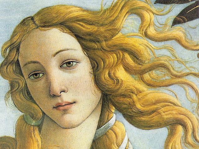 Venere - Botticelli