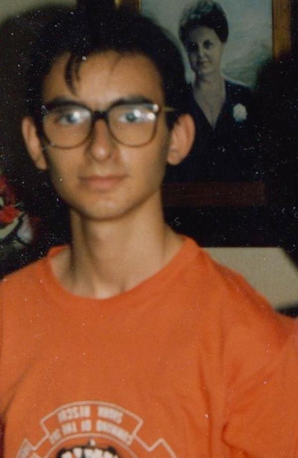 Iannozzi Giuseppe - a 15 anni