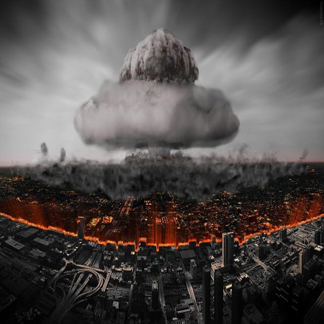 guerra atomica