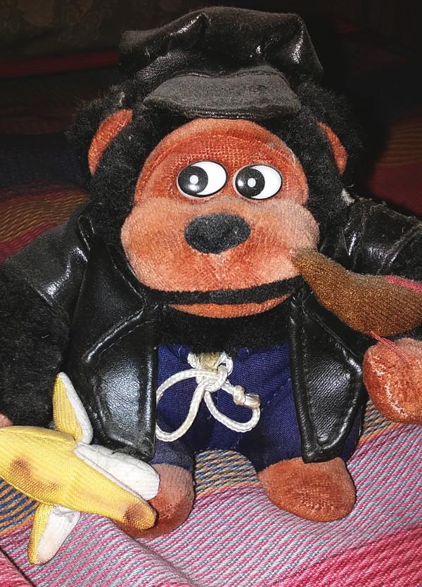 Adriano il Molleggiato - il gorilla di Iannozzi Giuseppe